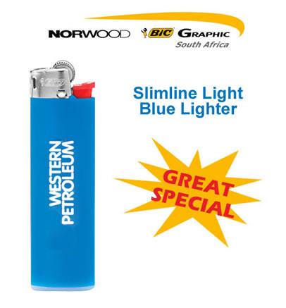 Promotional BIC Lighter Sale