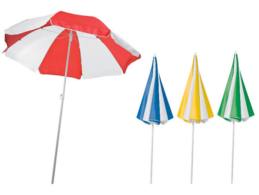 beach umbrella colours