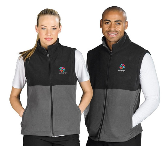 Fleece Sleeveless Jacket