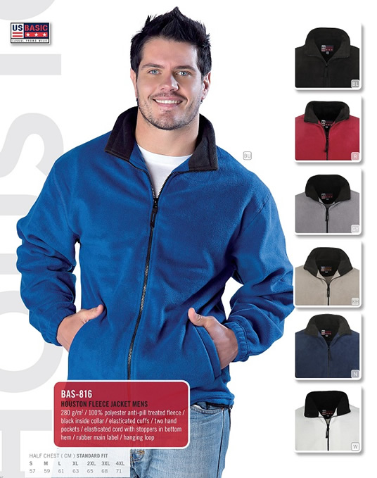 Fleece Jackets Cape Town