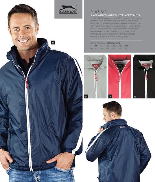 Slazenger Winter Jackets in Cape Town